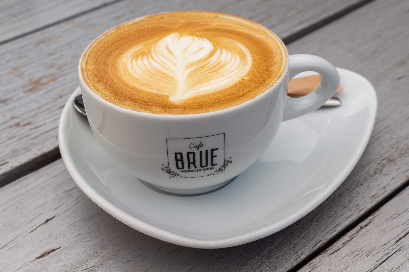 Café BRUE gehört zum Radisson Blu Hotel